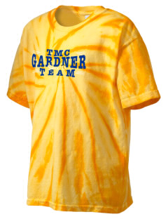 The Master's Christian Academy Gardner Kid's Tie-Dye T-Shirt