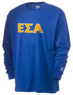 Epsilon Sigma Alpha  Russell Men's Long Sleeve T-Shirt