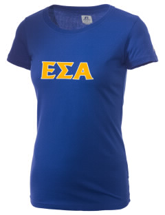 Epsilon Sigma Alpha  Russell Women's Campus T-Shirt