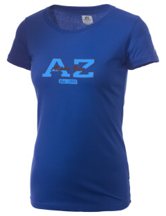 Alpha Zeta  Russell Women's Campus T-Shirt