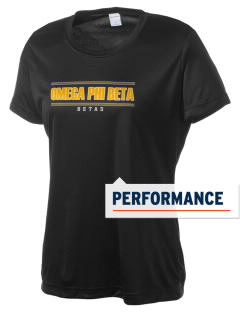 Omega Phi Beta Women's Competitor Performance T-Shirt