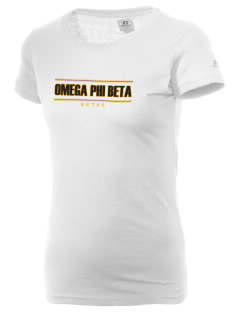 Omega Phi Beta  Russell Women's Campus T-Shirt