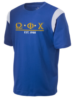 Omega Phi Chi Holloway Men's Rush T-Shirt