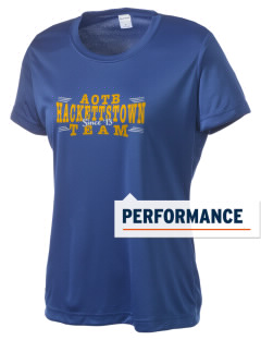 Assumption of The BVM Parish Hackettstown Women's Competitor Performance T-Shirt