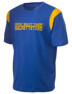 Assumption of The BVM Parish Hackettstown Holloway Men's Rush T-Shirt