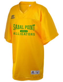Sabal Point Elementary School Alligators Russell Kid's Replica Football Jersey