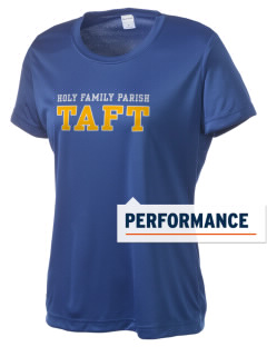 Holy Family Parish Taft Women's Competitor Performance T-Shirt