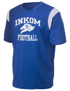 Inkom Elementary School Mustangs Holloway Men's Rush T-Shirt