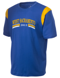 Our Lady of Grace Parish West Sacramento Holloway Men's Rush T-Shirt