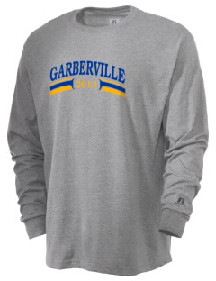 Our Lady of The Redwoods Parish Garberville  Russell Men's Long Sleeve T-Shirt