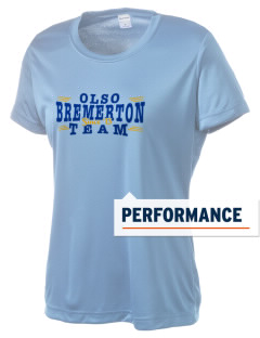 Our Lady Star of The Sea Parish Bremerton Women's Competitor Performance T-Shirt