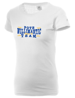 Protection of The BVM Parish Willimantic  Russell Women's Campus T-Shirt