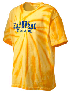 Sacred Heart of Jesus Parish Halstead Kid's Tie-Dye T-Shirt