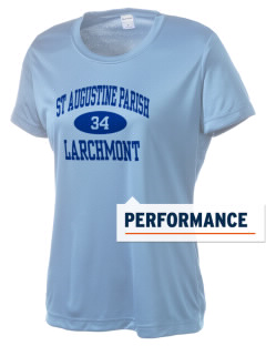 St Augustine Parish Larchmont Women's Competitor Performance T-Shirt