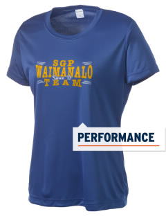 St George Parish Waimanalo Women's Competitor Performance T-Shirt
