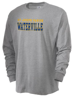 St Joseph Parish Waterville  Russell Men's Long Sleeve T-Shirt