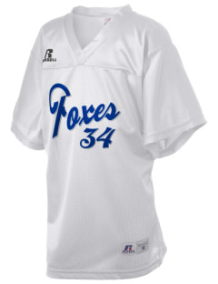 Anne Fox Elementary School Foxes Russell Kid's Replica Football Jersey