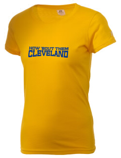 St Rose Parish Cleveland  Russell Women's Campus T-Shirt