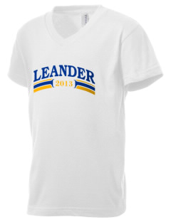 St Yoo Peter Catholic Church Leander Kid's V-Neck Jersey T-Shirt