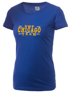 St. Willaim Parish Chicago  Russell Women's Campus T-Shirt