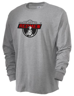 Sheboygan South High - '67 Redmen  Russell Men's Long Sleeve T-Shirt
