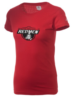 Sheboygan South High - '67 Redmen  Russell Women's Campus T-Shirt