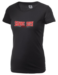 Shawnee Elementary School South Hornets  Russell Women's Campus T-Shirt