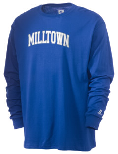 Milltown Elementary School Millers  Russell Men's Long Sleeve T-Shirt