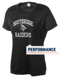 Southridge Middle School Raiders Women's Competitor Performance T-Shirt