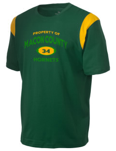Macon County Elementary School Hornets Holloway Men's Rush T-Shirt