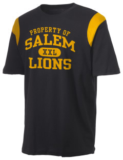 Salem High School Lions Holloway Men's Rush T-Shirt
