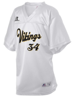 Lincoln Intermediate Center Vikings Russell Kid's Replica Football Jersey