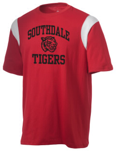 Southdale Elementary School Tigers Holloway Men's Rush T-Shirt