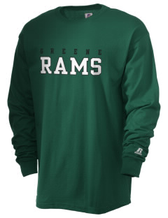 Greene Elementary School Rams  Russell Men's Long Sleeve T-Shirt