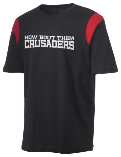 Coon Rapids-Bayard Elementary School Crusaders Holloway Men's Rush T-Shirt
