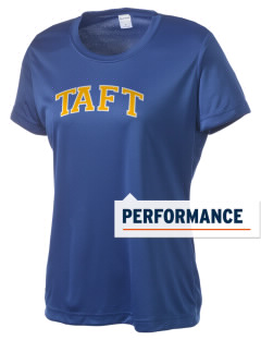 Taft Elementary School Wildcats Women's Competitor Performance T-Shirt