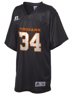 Fairfield Senior High School Trojans Russell Kid's Replica Football Jersey