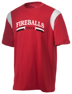 Franklin Elementary School Fireballs Holloway Men's Rush T-Shirt