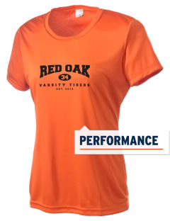 Red Oak Middle School Tigers Women's Competitor Performance T-Shirt