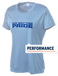 Goodrell Middle School Pioneers Women's Competitor Performance T-Shirt