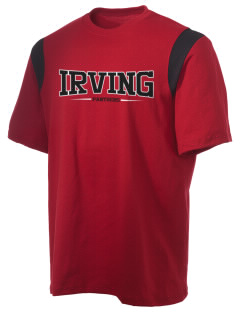 Irving Elementary School Panthers Holloway Men's Rush T-Shirt