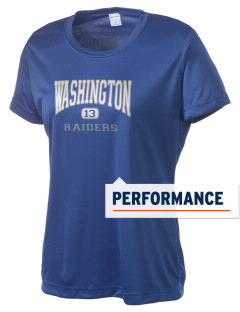 Washington Elementary School Raiders Women's Competitor Performance T-Shirt