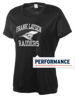 Frank Layden Elementary School Raiders Women's Competitor Performance T-Shirt