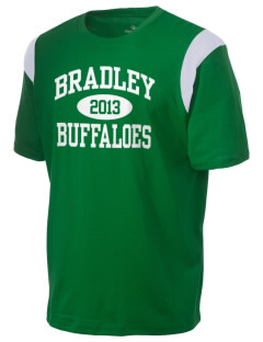 Bradley Elementary School Buffaloes Holloway Men's Rush T-Shirt