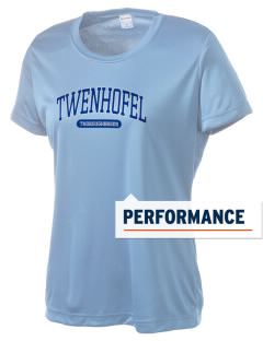Twenhofel Middle School Thoroughbreds Women's Competitor Performance T-Shirt
