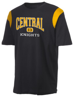 Central High School Knights Holloway Men's Rush T-Shirt