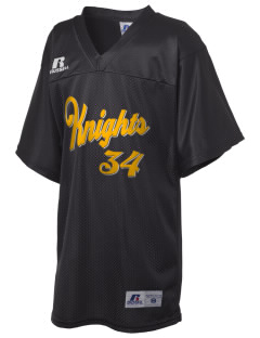Central High School Knights Russell Kid's Replica Football Jersey