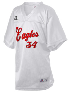 Westmoreland High School Eagles Russell Kid's Replica Football Jersey