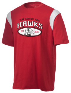 Tilden Elementary School Hawks Holloway Men's Rush T-Shirt
