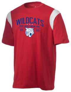 Walter S Miller Elementary School Wildcats Holloway Men's Rush T-Shirt